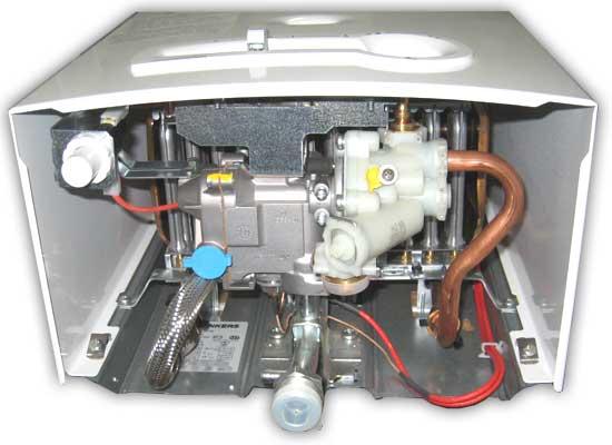 газовая колонка Bosch Wr 13-2p инструкция - фото 9