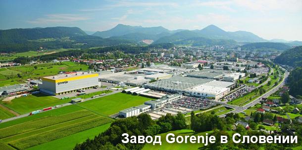 Factory Gorenje in Slovenia.jpg